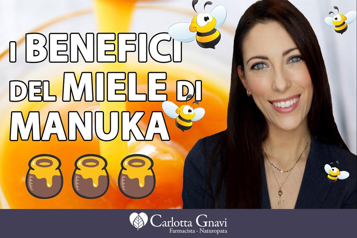 I benefici del miele di Manuka
