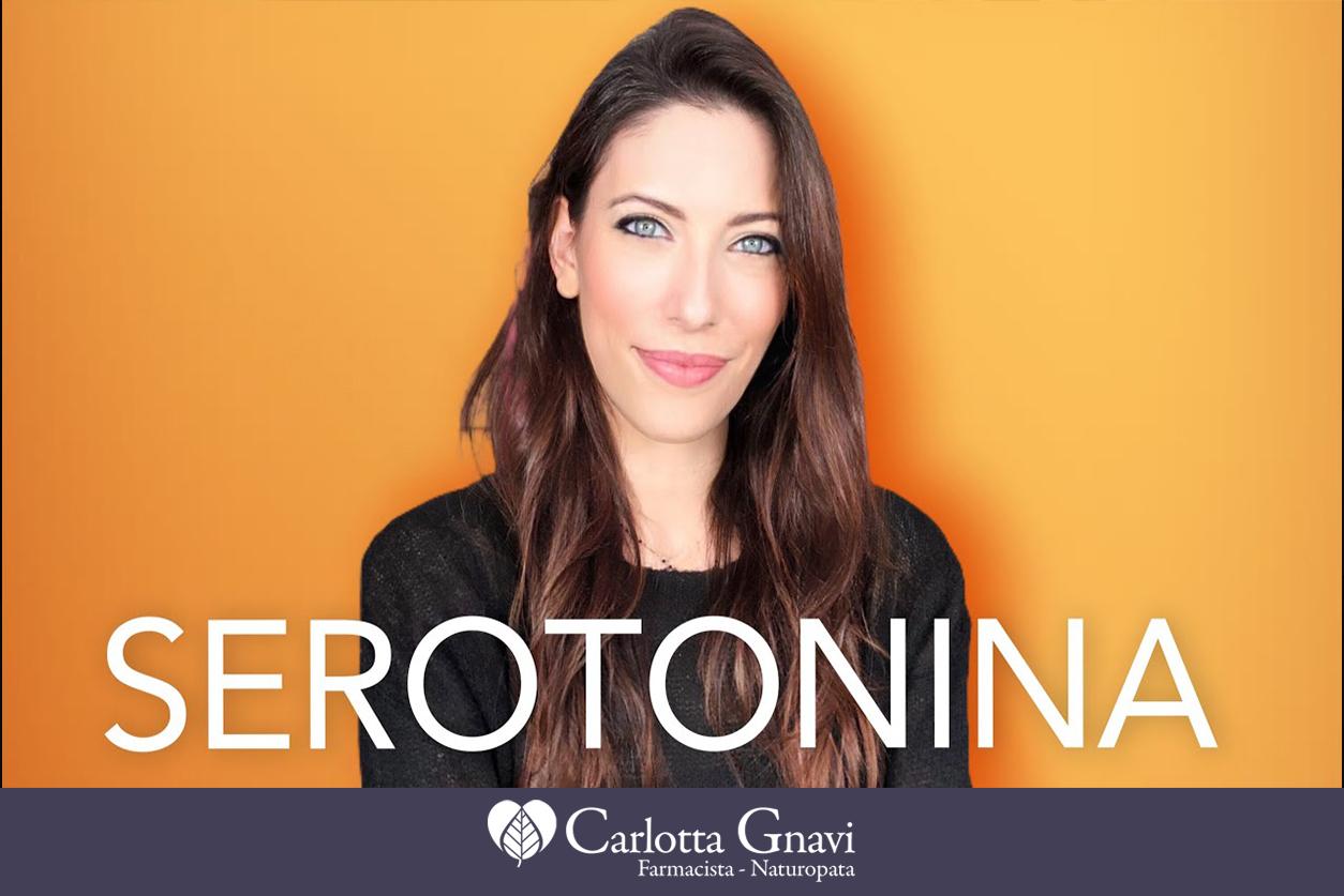 Serotonina e felicità