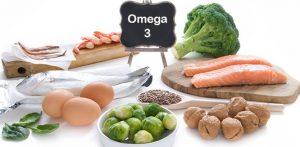 Gli omega3 aiutano l'assimilazione di vitamina D