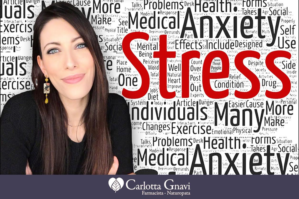 come gestire lo stress cronico
