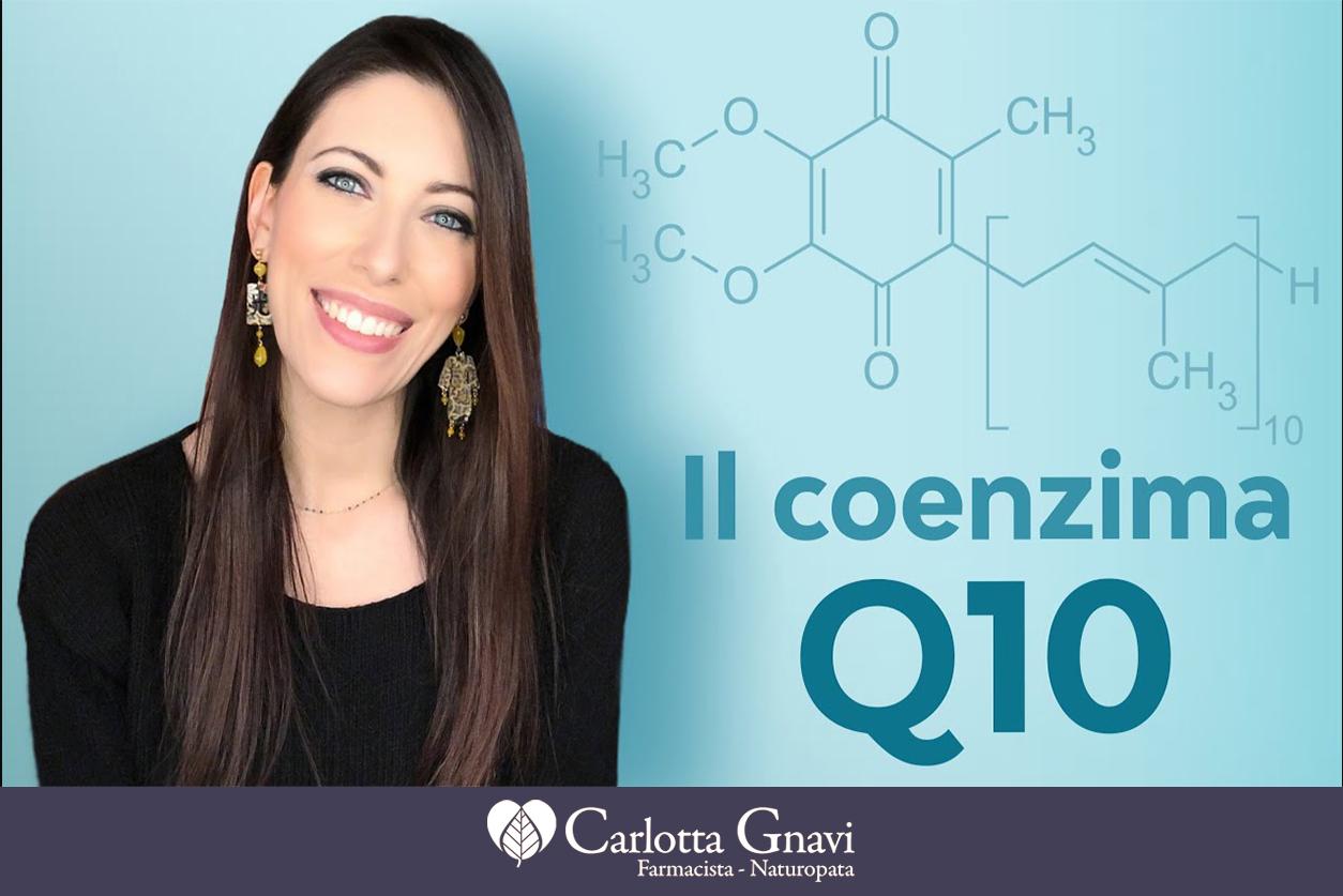I benefici del coenzima q10