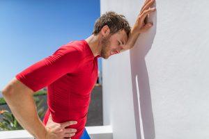 La stanchezza muscolare è uno dei segnali di carenza di enzima q10