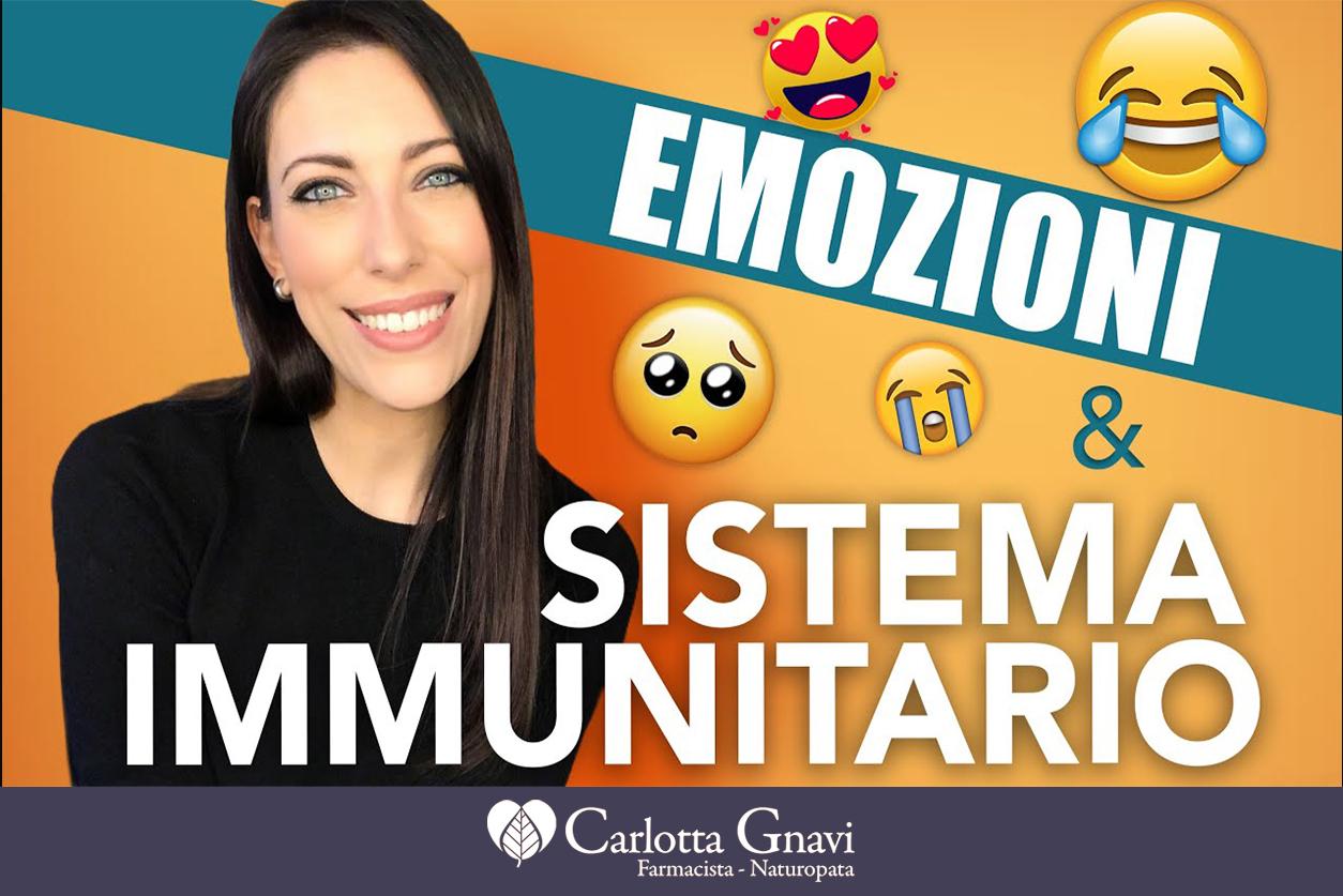 Emozioni e sistema immunitario