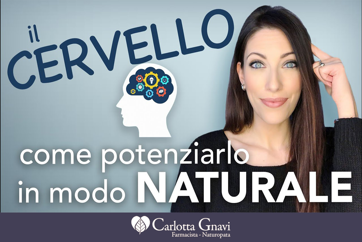 Come potenziare il cervello in modo naturale